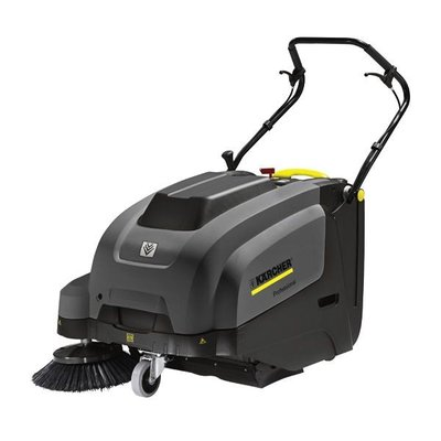 Karcher Small Pedestrian Sweeper Hire